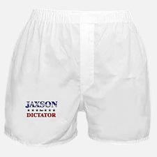 JAXSON for dictator Boxer Shorts