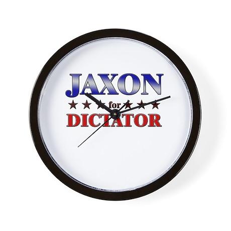 JAXON for dictator Wall Clock