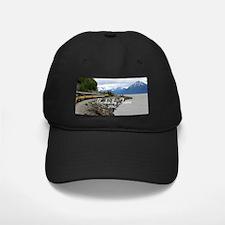 Alaska Train Photo Souvenir to Customize Baseball Hat