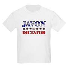 JAVON for dictator T-Shirt