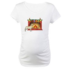 Yellow Lab Christmas Shirt