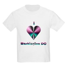 I Love Washington DC #2 T-Shirt