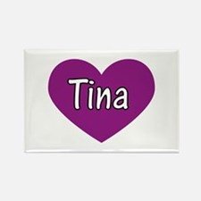 Tina Rectangle Magnet