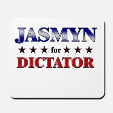 JASMYN for dictator Mousepad