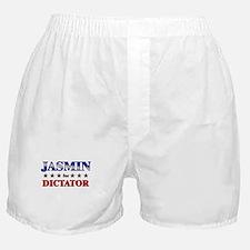 JASMIN for dictator Boxer Shorts