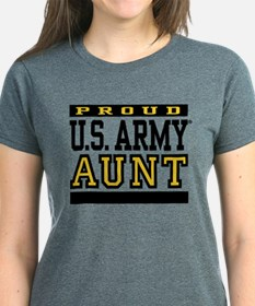 Proud U.S. Army Aun T-Shirt