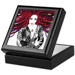 Wild Hair Keepsake Box