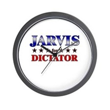 JARVIS for dictator Wall Clock