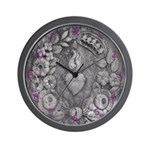 New Orleans Cemetery Wall Clock