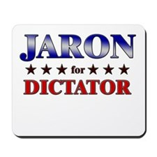 JARON for dictator Mousepad