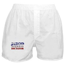 JAROD for dictator Boxer Shorts