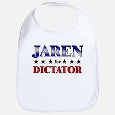 JAREN for dictator Bib
