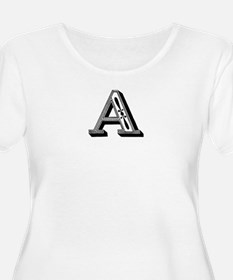 Cute Letterform T-Shirt