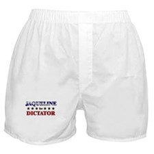 JAQUELINE for dictator Boxer Shorts