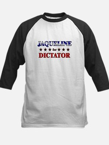 JAQUELINE for dictator Kids Baseball Jersey