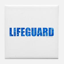 Lifeguard Tile Coaster