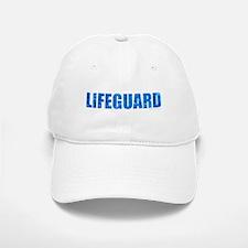 Lifeguard Baseball Baseball Cap