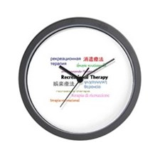RT in Many Languages Wall Clock