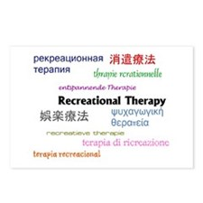 RT in Many Languages Postcards (Package of 8)