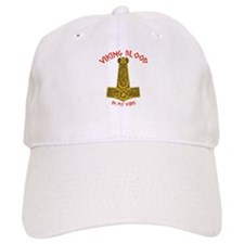 Viking Blood in my veins Baseball Cap