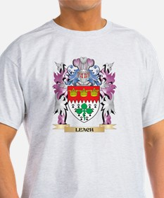 Leach Coat of Arms - Family Crest T-Shirt