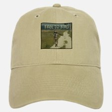 """Free To Bird"" BIRDER CAP"
