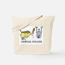 cerealkiller-flipped3.jpg Tote Bag