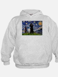 Starry / Std Poodle(bl) Hoodie