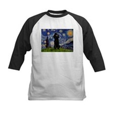 Starry / Std Poodle(bl) Tee