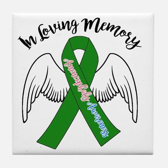 Funny Memory loss Tile Coaster