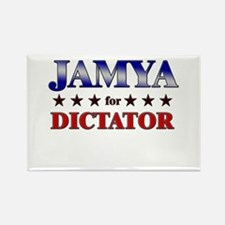 JAMYA for dictator Rectangle Magnet