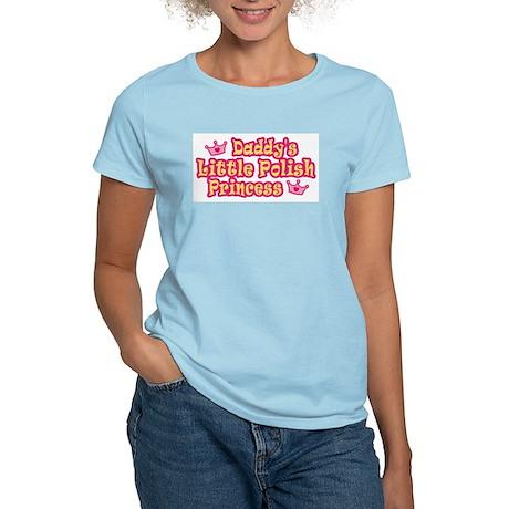 Daddy's Little Polish Princes Women's Light T-Shir