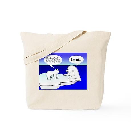 NEWT AND BELUGA Tote Bag