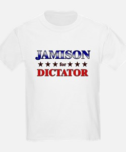 JAMISON for dictator T-Shirt