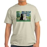 Bridge / Std Poodle (pr) Light T-Shirt