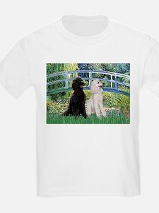 Bridge / Std Poodle (pr) T-Shirt
