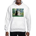 Bridge / Std Poodle (pr) Hooded Sweatshirt