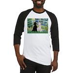 Bridge / Std Poodle (pr) Baseball Jersey