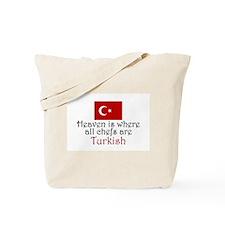 Turkish Chefs Tote Bag