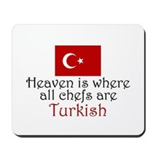 Turkish Chefs Mousepad