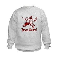 Jeses Saves Goal Sweatshirt