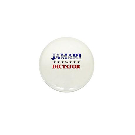 JAMARI for dictator Mini Button
