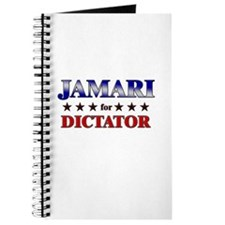 JAMARI for dictator Journal