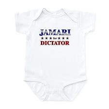 JAMARI for dictator Infant Bodysuit
