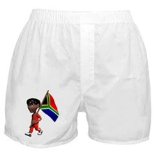 3D South Africa Boxer Shorts