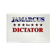 JAMARCUS for dictator Rectangle Magnet