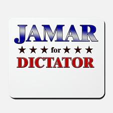 JAMAR for dictator Mousepad
