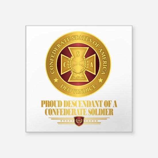 Proud Descendant Sticker