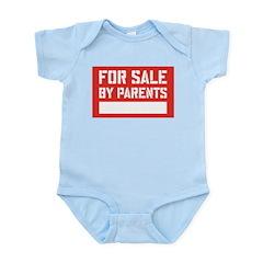 For Sale By Parents Infant Bodysuit