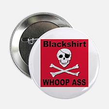 Nebraska Blackshirt Whoop Ass Button